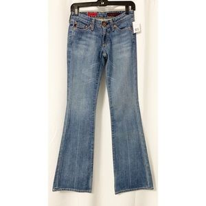 Ag Adriano Goldschmied Jeans - AG ADRIANO GOLDSCHMIED The CLUB Flare Jeans Sz 24